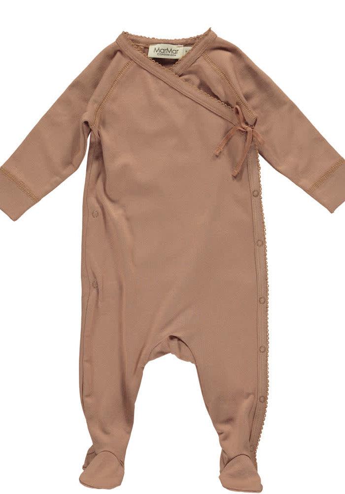 MarMar Rubetta Newborn Suit Rose Blush
