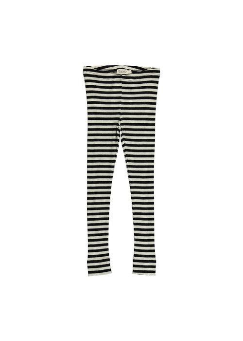 MarMar MarMar Plain Legging LS Modal Stripes