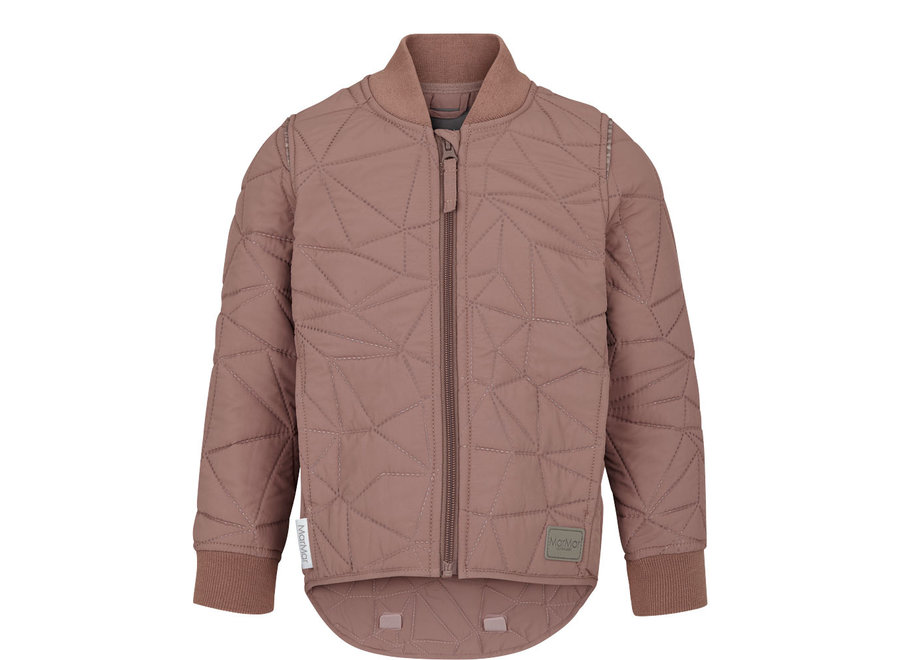 MarMar Orry Thermo Outerwear Mauve