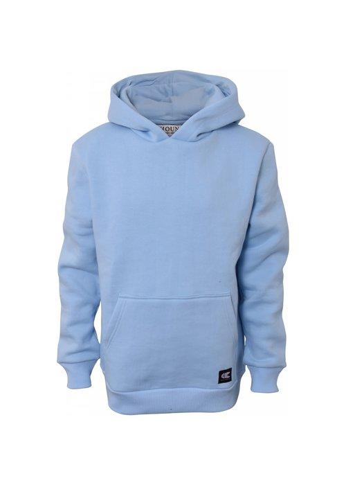 HOUND HOUND Hoodie Light Blue