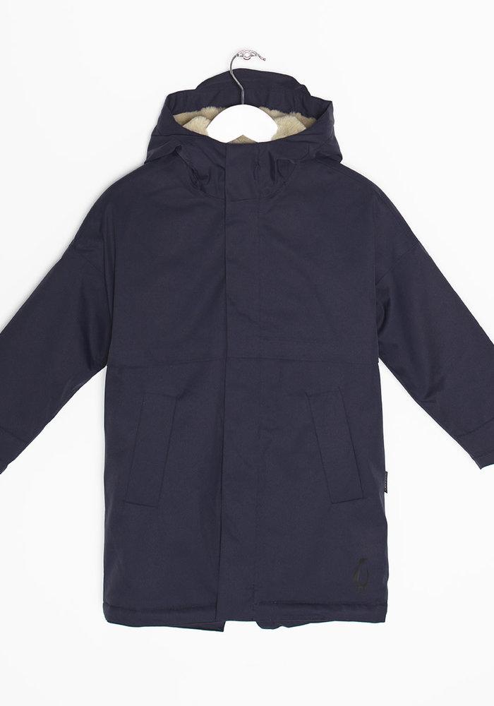 Gosoaky Unisex Padded Jacket Desert Fox Mood Indigo