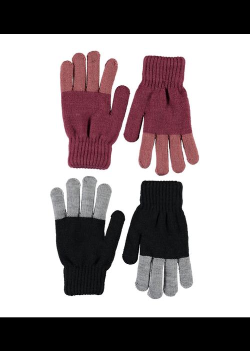 Molo Molo Keen Gloves Desert Sand