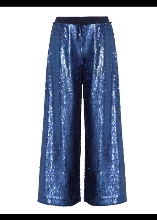 Molo Molo Annette Soft Pants Blue Waves
