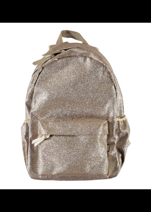 Molo Molo Glitter Backpack Gold