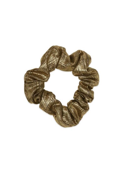 Ammehoela Ammehoela Scrunchie Gold