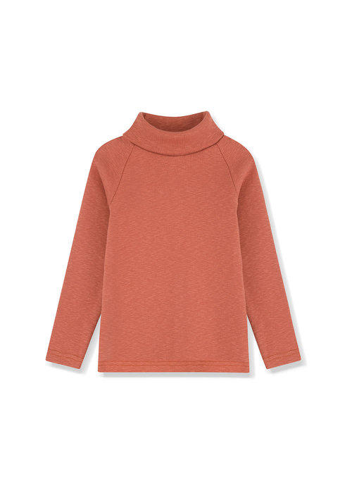 Kids on the Moon Kids on the Moon Copper Turtleneck