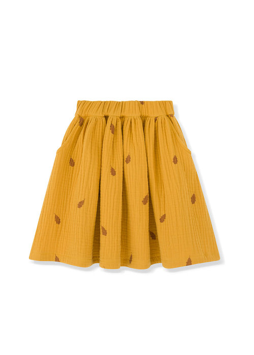 Kids on the Moon Kids on the Moon Golden Leaves Skirt