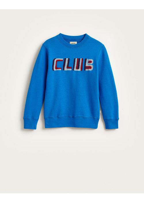 Bellerose Bellerose Sweatshirt Vixx Cyan