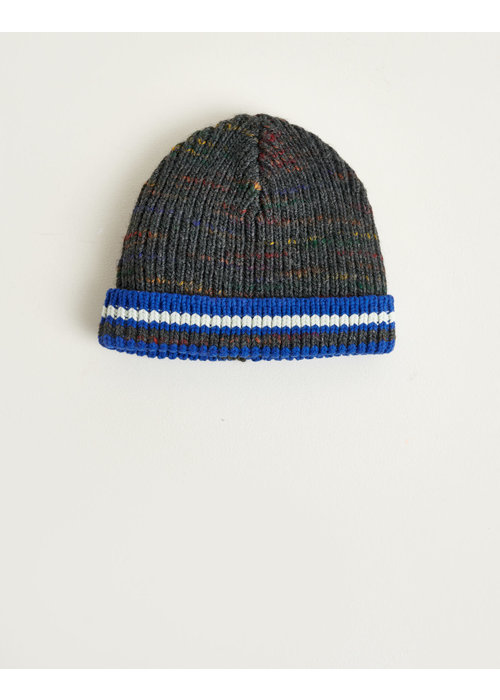 Bellerose Bellerose Gueno Hat Dark Grey