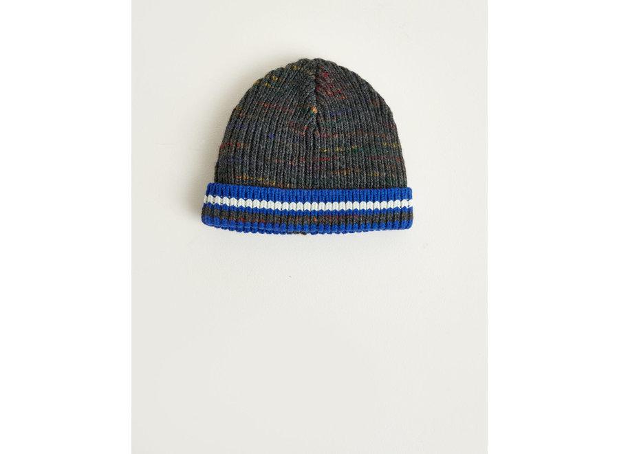 Bellerose Gueno Hat Dark Grey