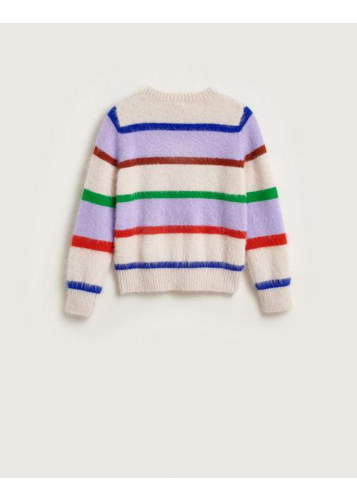 Bellerose Bellerose Dweet Knitted Sweater Stripe