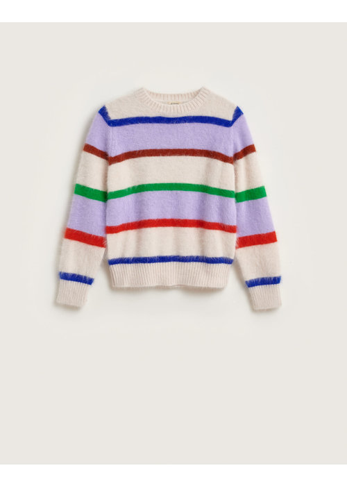 Bellerose Bellerose Dweet Knitted Sweater Stripe