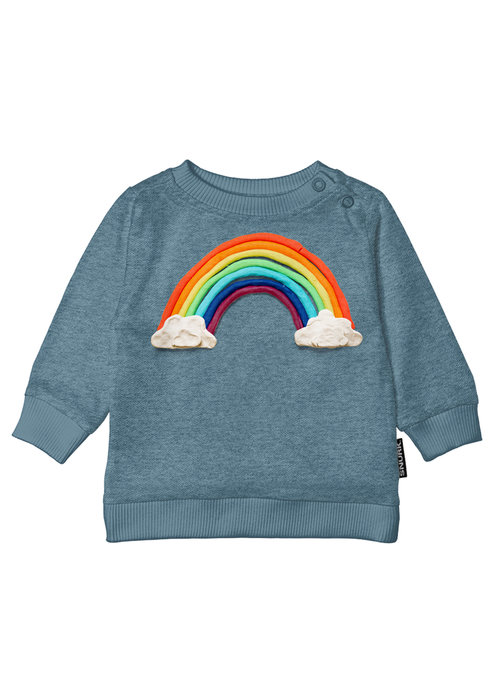 SNURK SNURK Clay Rainbow  Sweater Babies