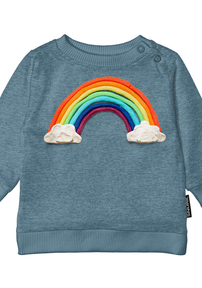 SNURK Clay Rainbow  Sweater Babies