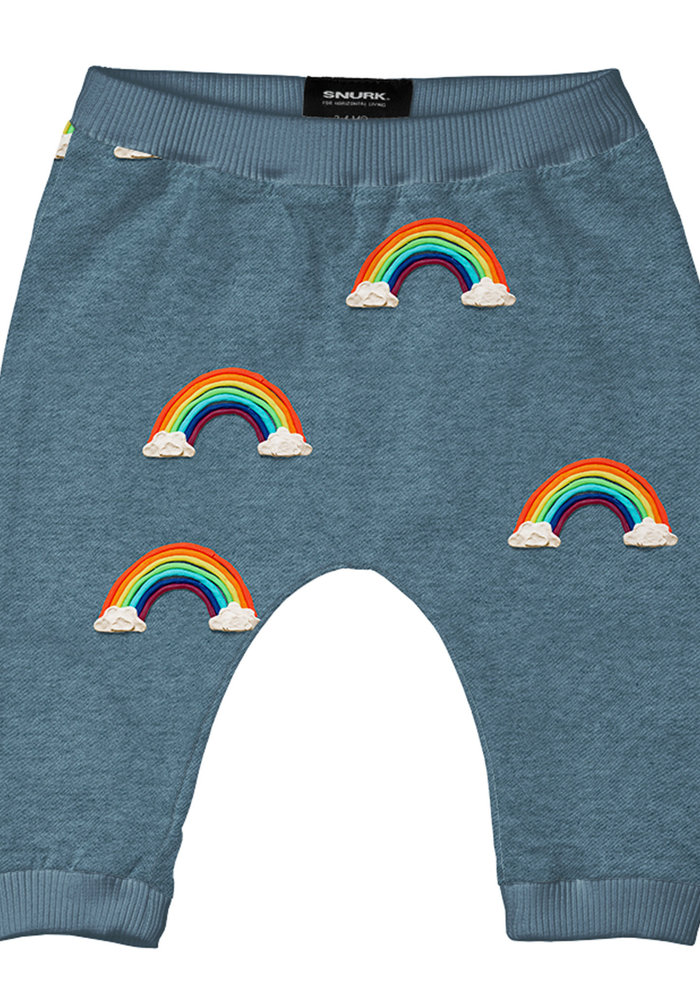 SNURK Clay Rainbow Pants Babies