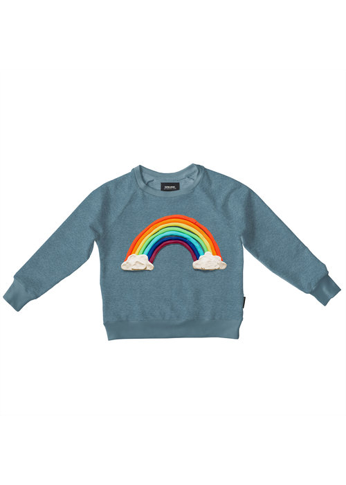 SNURK SNURK Clay Rainbow Sweater Kids