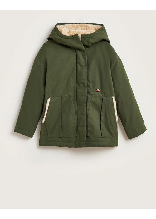 Bellerose Bellerose Hero Jacket Dark Olive