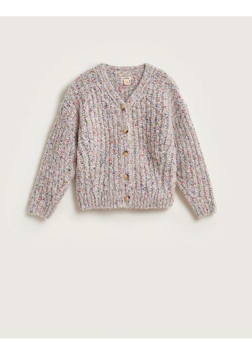 Bellerose Bellerose Aswy Knitted Sweater Multicolor