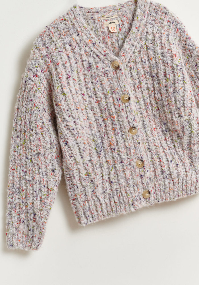 Bellerose Aswy Knitted Sweater Multicolor
