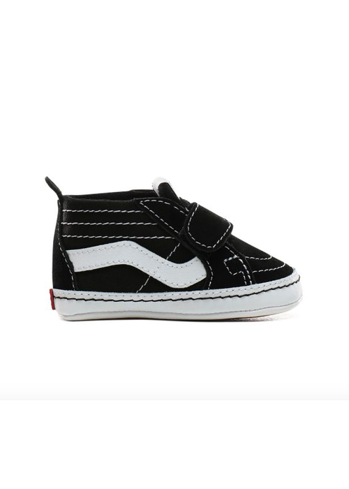 VANS Vans Baby SK8-High Crib Black/True White
