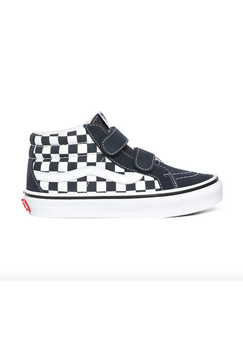 VANS Vans Junior SK8-Mid Reissue Checkerboard
