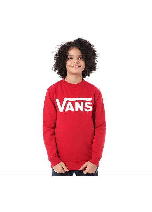 VANS Vans Classis Crew Sweater Chili Pepper