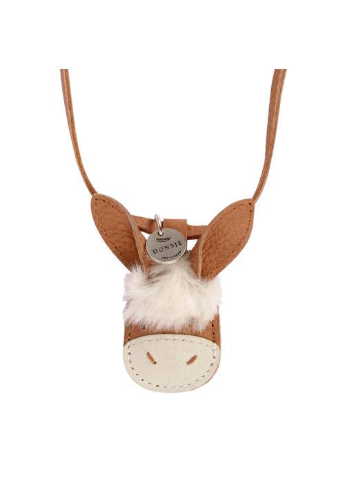 Donsje Donsje Wookie Necklace Donkey