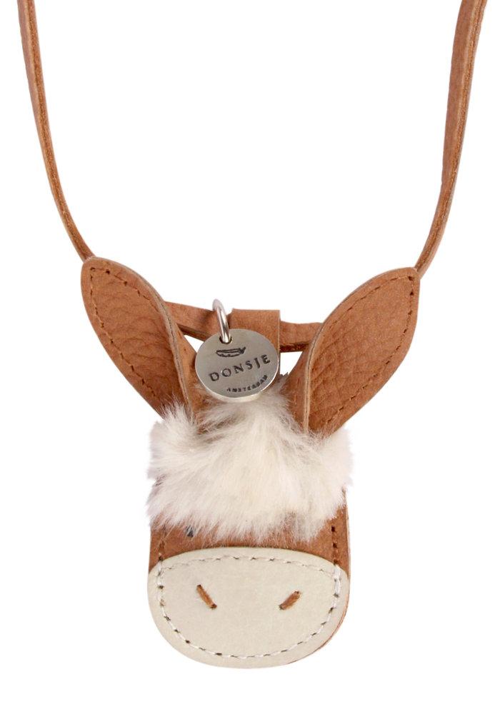 Donsje Wookie Necklace Donkey