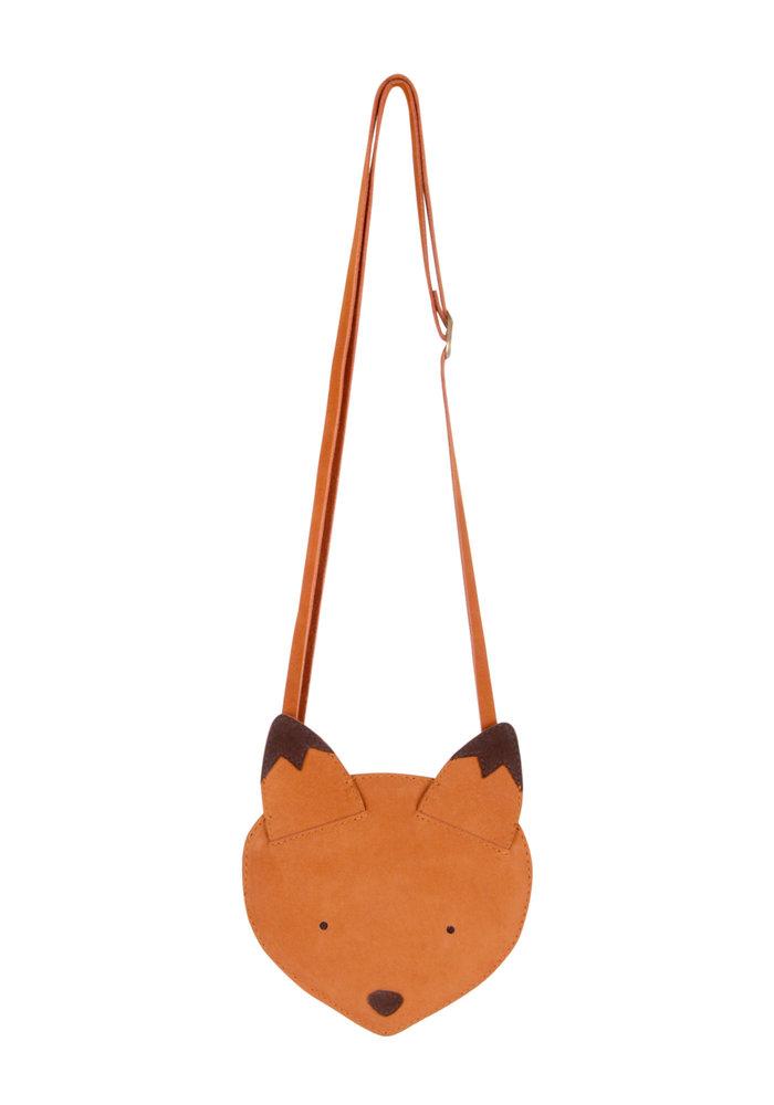 Donsje Britta Special Purse Fox
