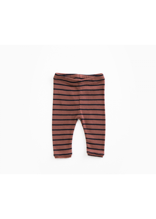 Play Up Play Up Striped Rib Leggings Takula