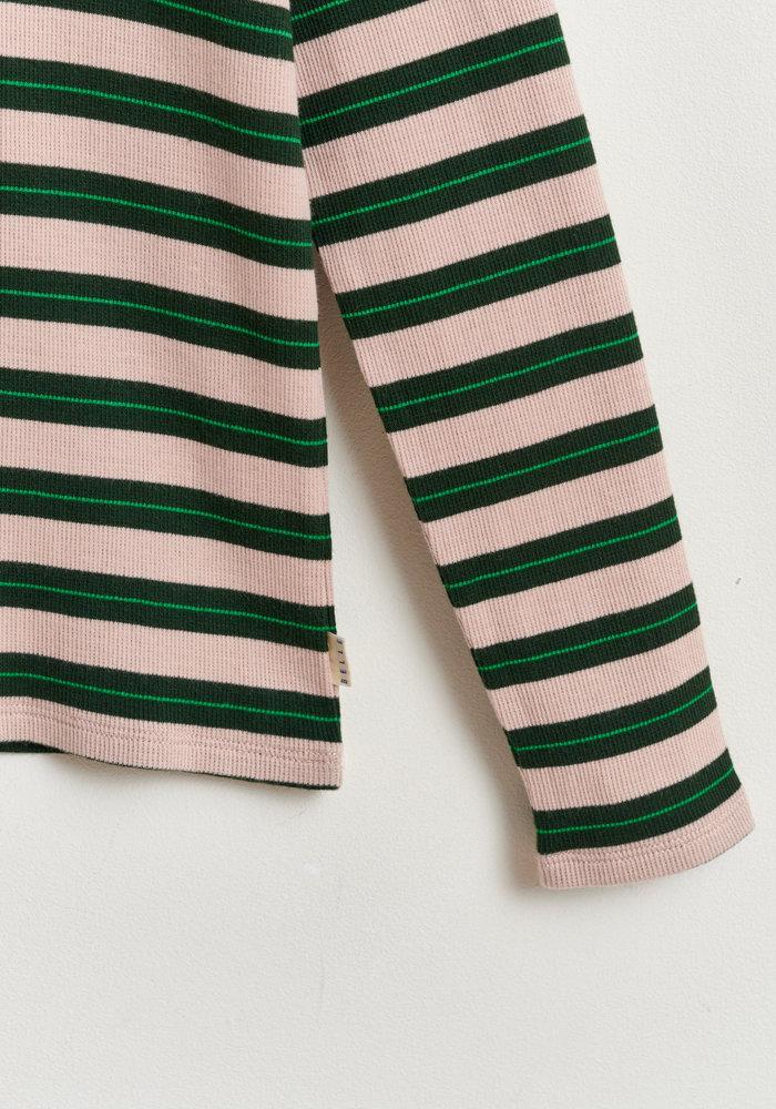Bellerose Delphine Turtleneck Stripe