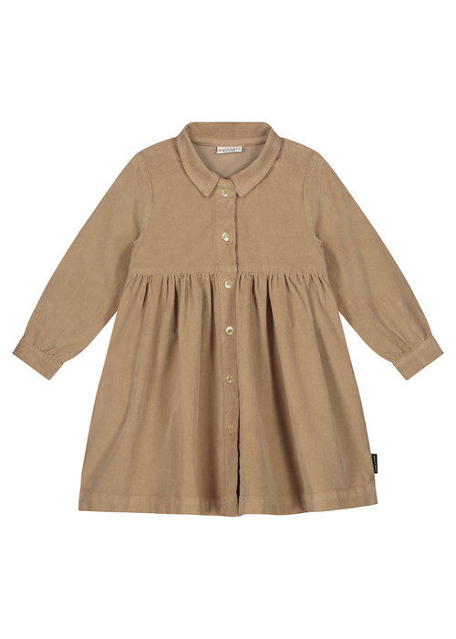 Daily Brat Daily Brat Brooke Corduroy Dress Khaki