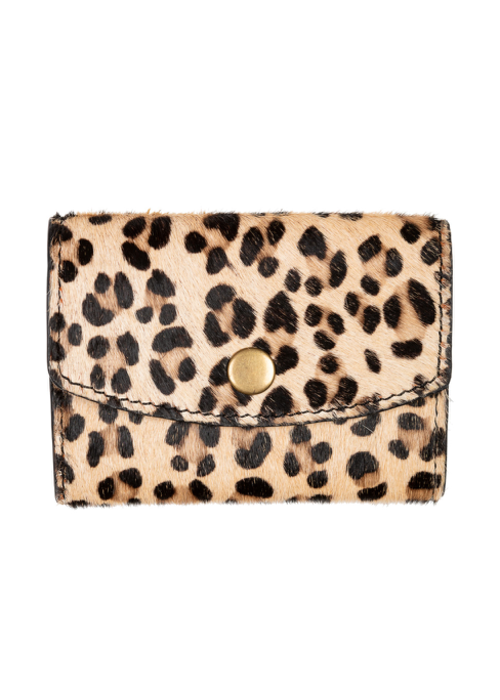 BY-BAR BY-BAR Hair Wallet Leopard