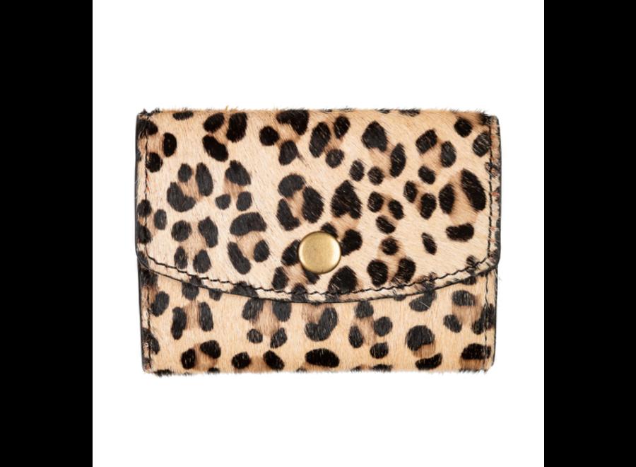 BY-BAR Hair Wallet Leopard