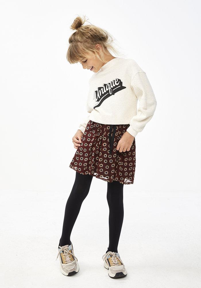 BY-BAR  Roxy Sweater Unique Stone