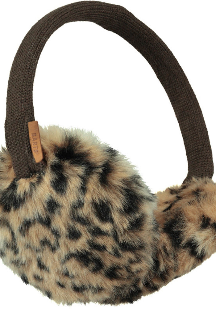 Barts Plush Earmuffs Animal (one size)