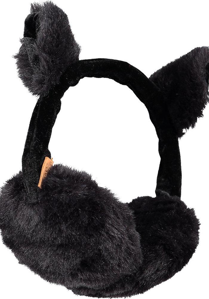 Barts Sniga Earmuffs Black (one size)