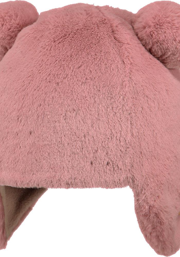 Barts Doozy Earflap Pink