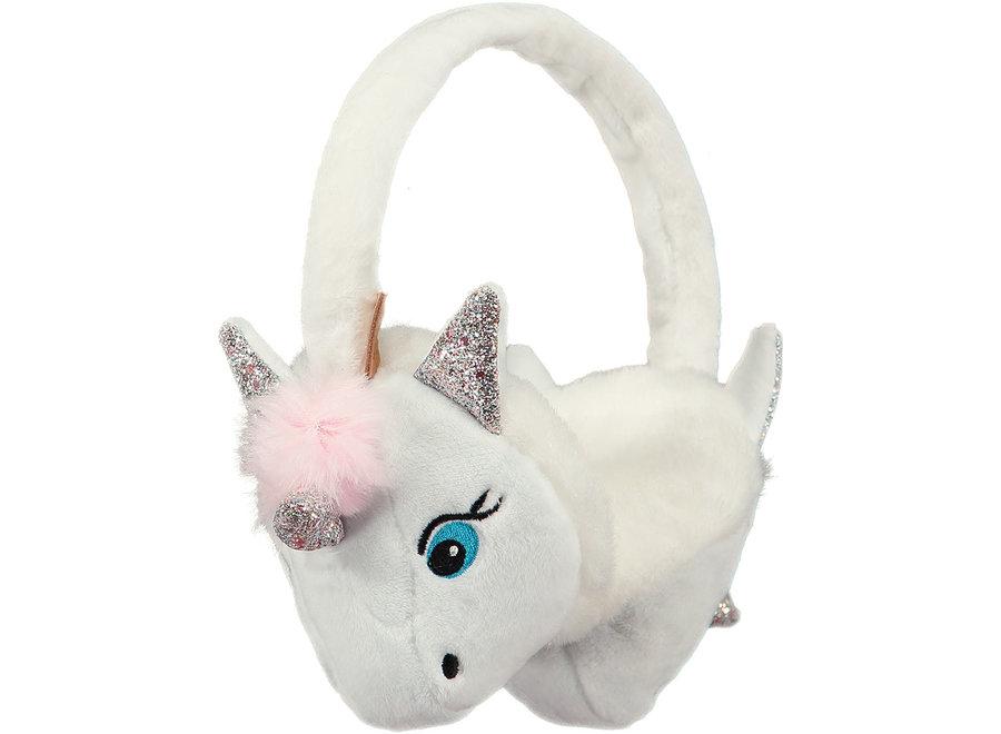 Barts Unicorna Earmuffs White (one size)