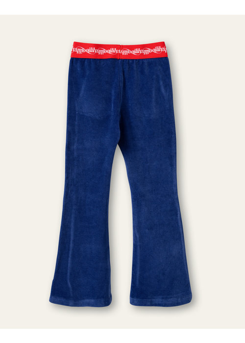 Oilily Oilily Halykaday Sweat Pants Nicky Velvet Blue
