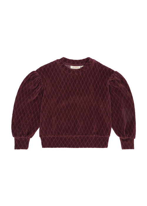 Soft Gallery Soft Gallery Geneva Sweatshirt Rose Brown