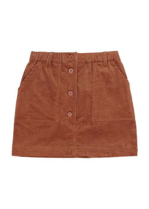 Soft Gallery Soft Gallery Garance Skirt Baked Clay