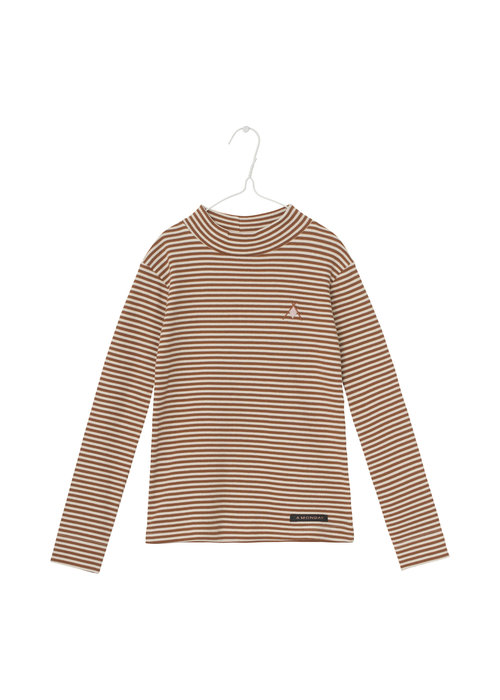 A Monday in Copenhagen A Monday In Copenhagen Ami T-shirt Antique White Stripe