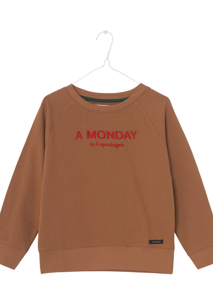 A Monday In Copenhagen Ludvig Blouse Sierra