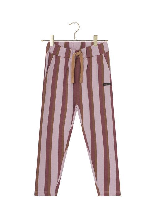 A Monday in Copenhagen A Monday In Copenhagen Filine Pants Dawn Pink Stripe