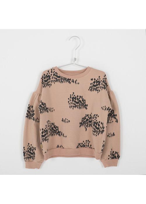 Lötiekids Lötiekids Sweatshirt Forest Warm Pink