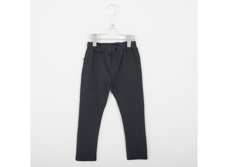 Lötiekids 5 Pocket Solid Vintage Black