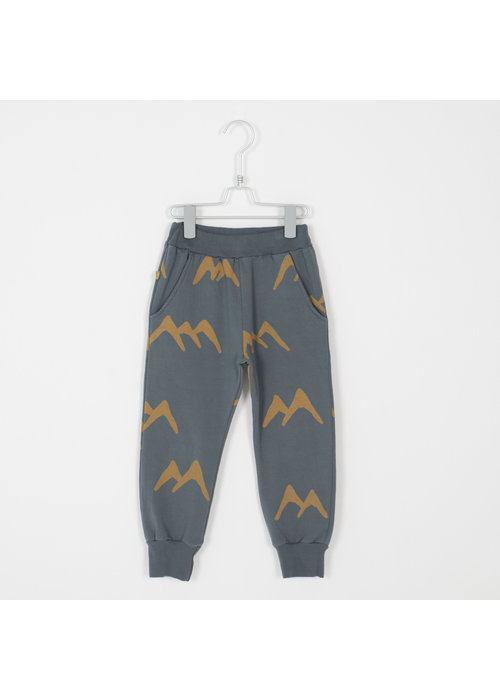 Lötiekids Lötiekids Pants Mountains Dark Grey