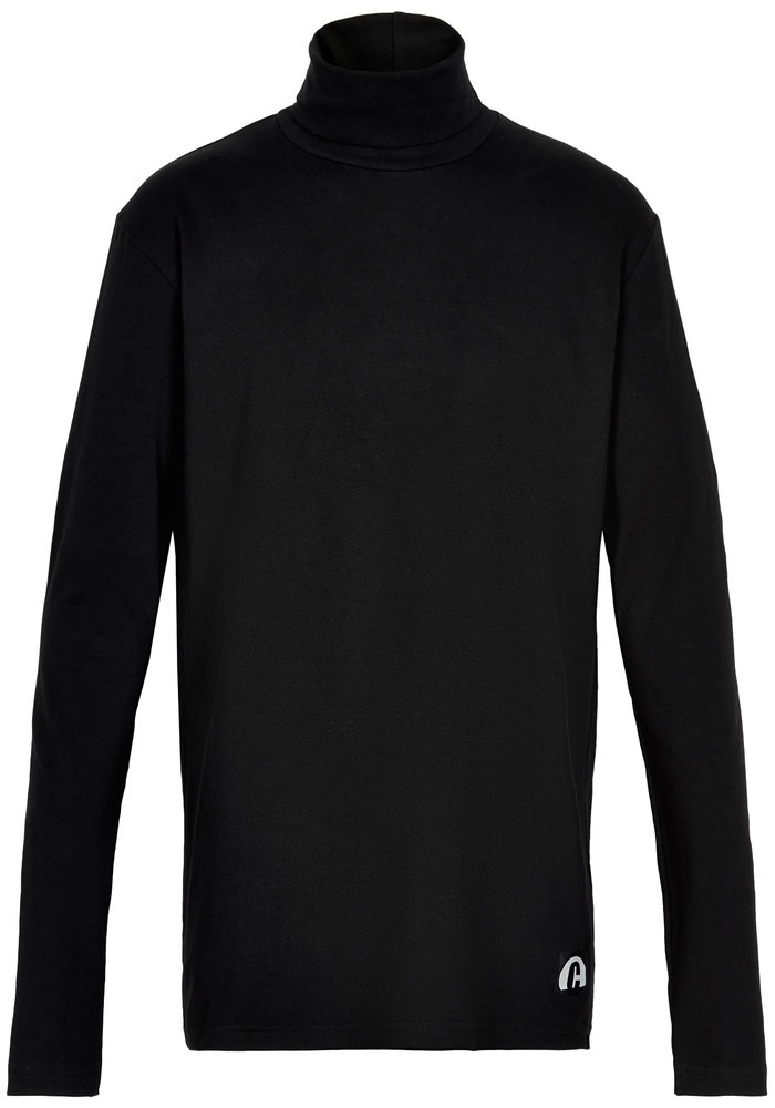 Cost Bart Kornelius LS Turtleneck Black