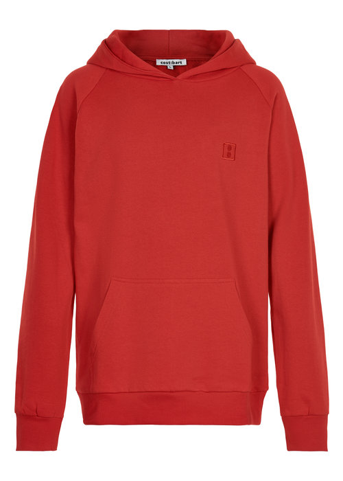 Cost Bart Cost Bart Amsterdam LS Hoodie '20 Valient Poppy